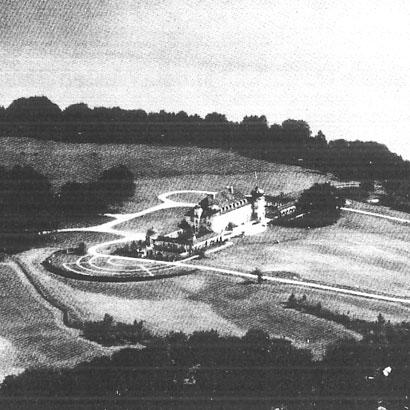 Historisches Luftbild