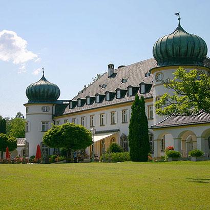Tagung im Schloss Höhenried
