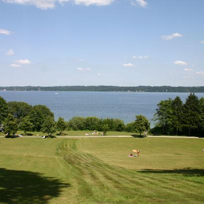 Tagungen und Seminare dirket am Starnberger See